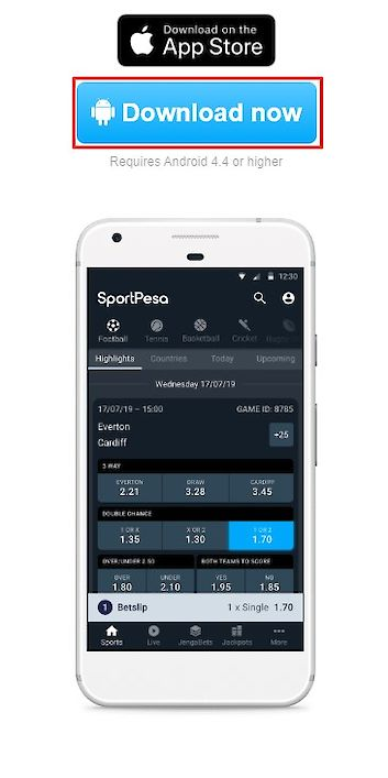 sportpesa android app
