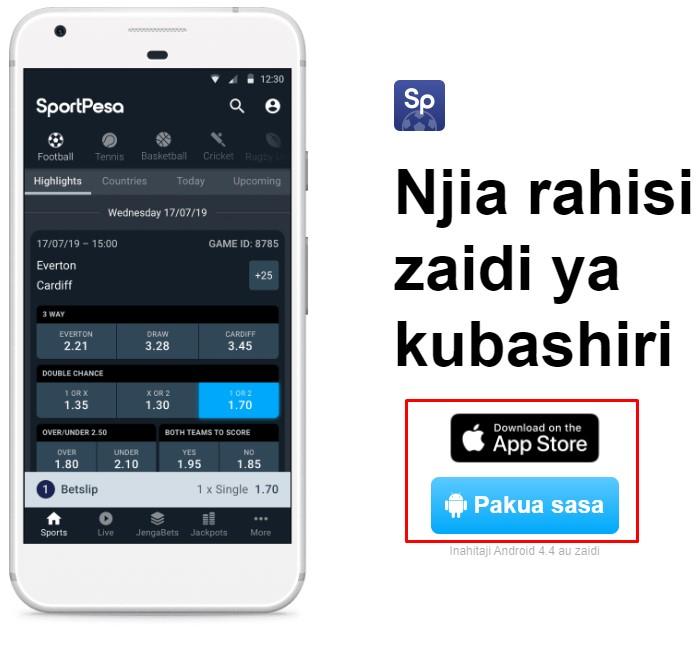 Sportpesa Apk Free Download